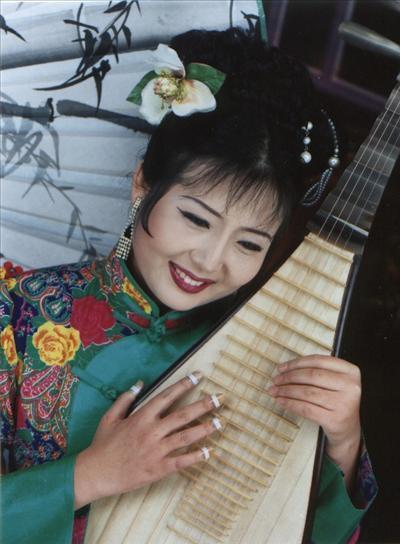 中国琵琶 印度西塔琴二重奏