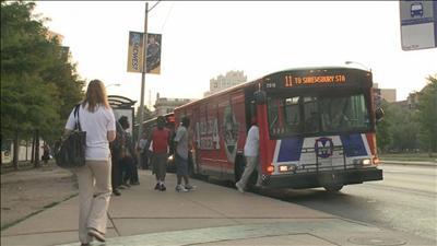 Metrobus Stop Renovations
