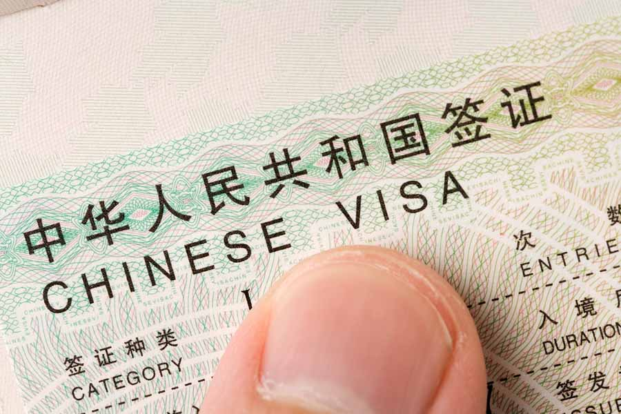 Image result for visa china
